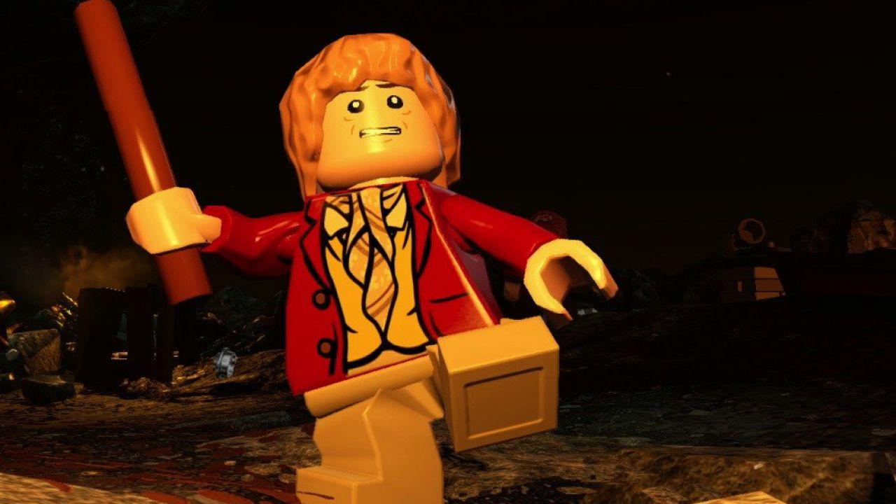 LEGO The Hobbit, nuovo artwork