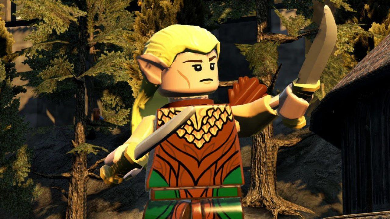 LEGO The Hobbit: la versione Wii U ritarda negli Stati Uniti?