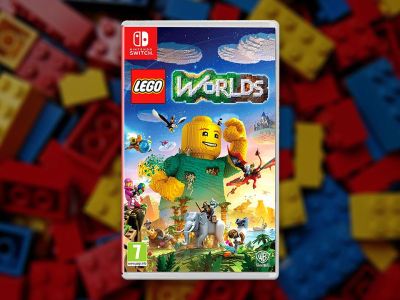 LEGO Worlds: Amazon Spain riporta l'uscita su Nintendo Switch per l'8 settembre