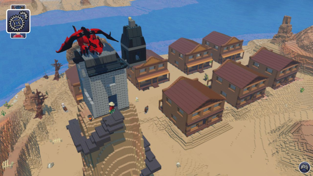 LEGO Worlds si immergerà in acqua con il prossimo aggiornamento