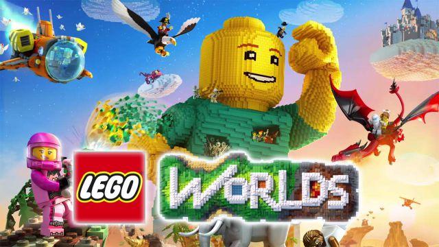 LEGO Worlds uscirà anche su Nintendo Switch
