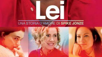 Lei: ecco il poster italiano del nuovo film di Spike Jonze