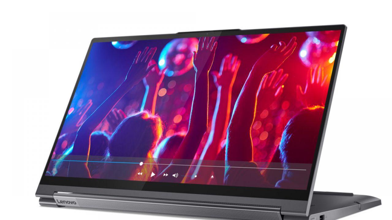 Lenovo aggiorna i Lenovo Yoga con i processori Intel Core Mobile di undicesima generazione