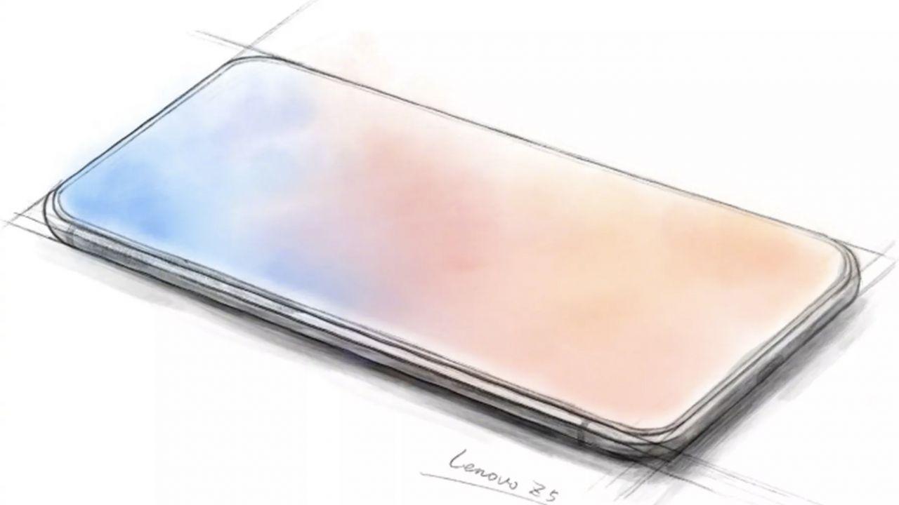 Lenovo dichiara guerra al notch: in arrivo uno smartphone full-screen senza tacca