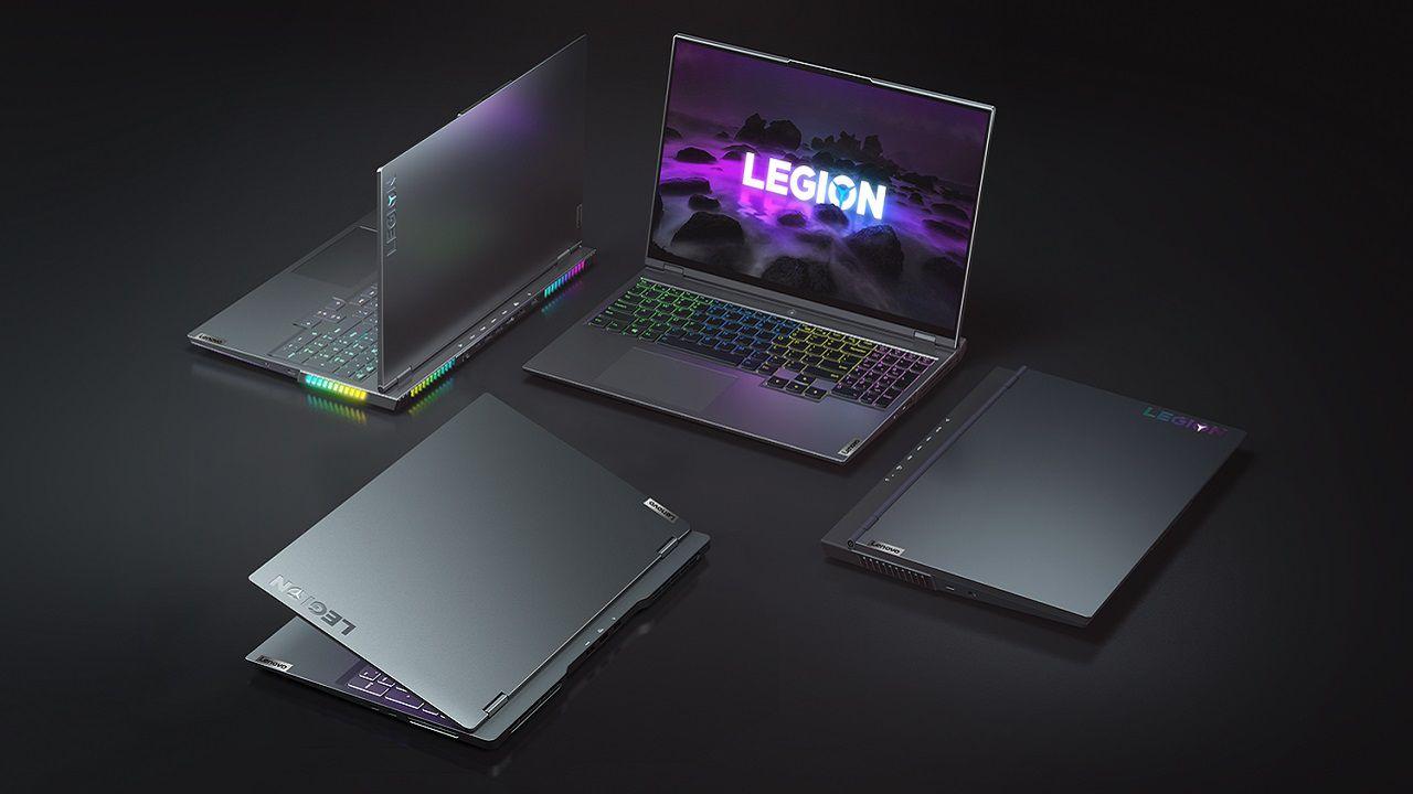 Lenovo Legion, lineup gaming 2021 ufficiale al CES: ci sono anche i ThinkBook