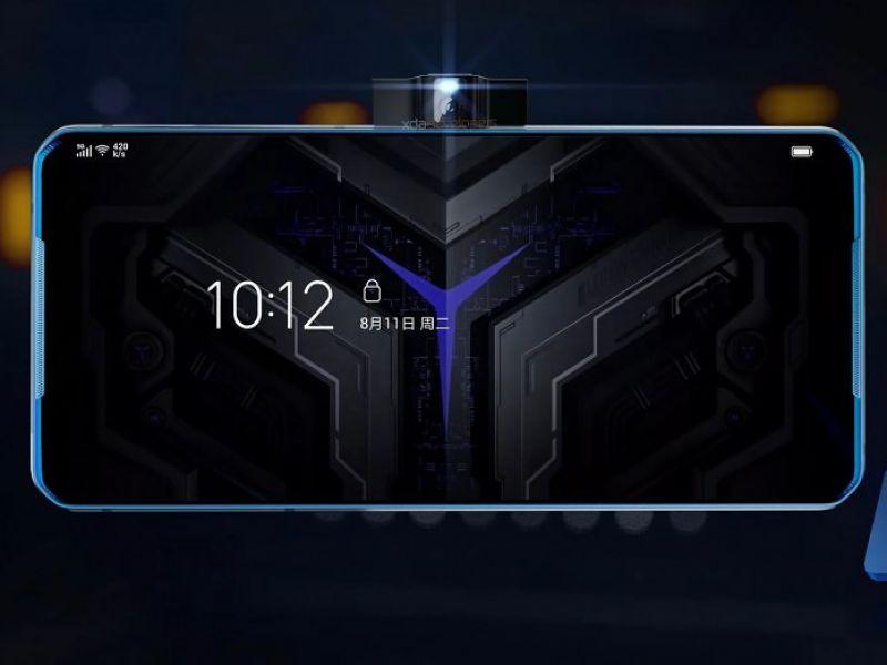 Lenovo Legion potrebbe avere presto il suo primo smartphone da gaming