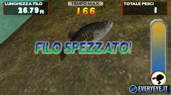 Let's Fish! Hooked On: nuovo trailer