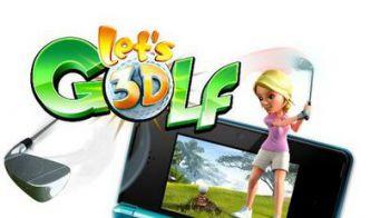 Let's Golf 3D: Gameloft annuncia il primo titolo digital delivery in arrivo per Nintendo 3DS