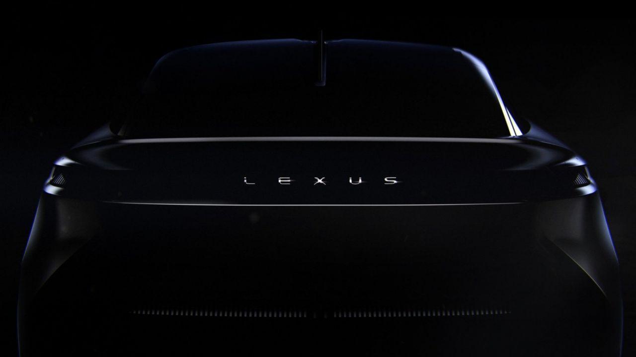 Lexus si prepara ad una rivoluzione estetica, ecco il primo teaser