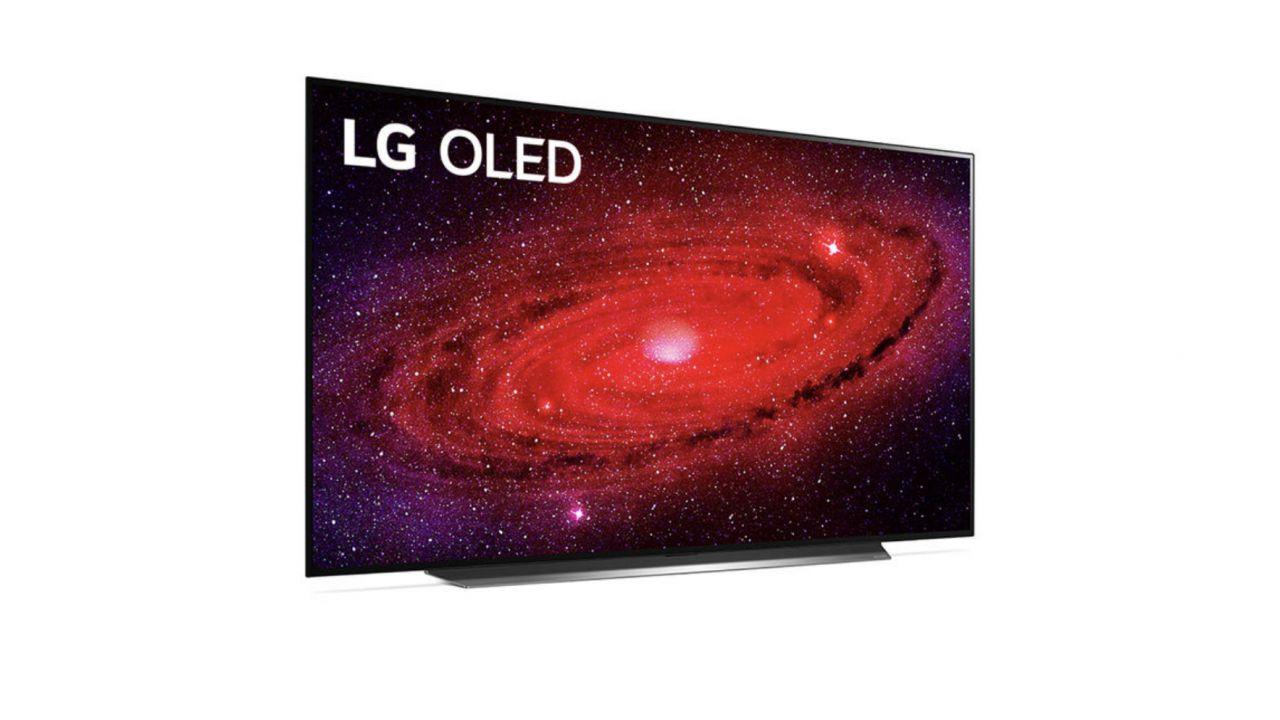 LG OLED CX: gli sconti del Black Friday di Euronics, Unieuro, Trony, Mediaworld e Amazon