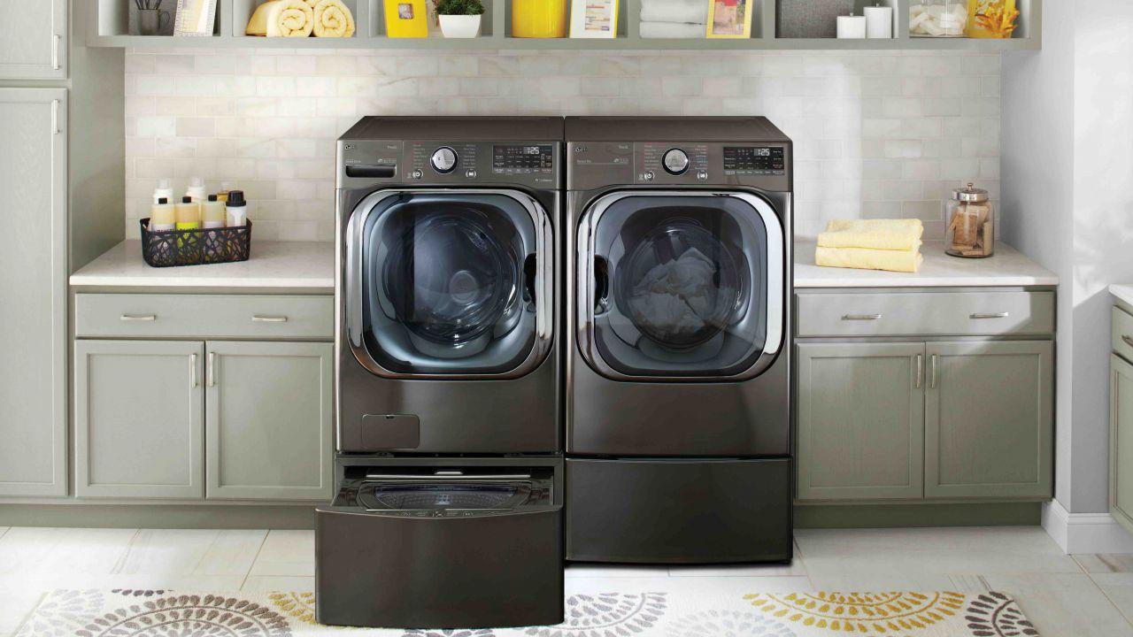 LG presenta al CES la lavatrice dotata d'intelligenza artificiale