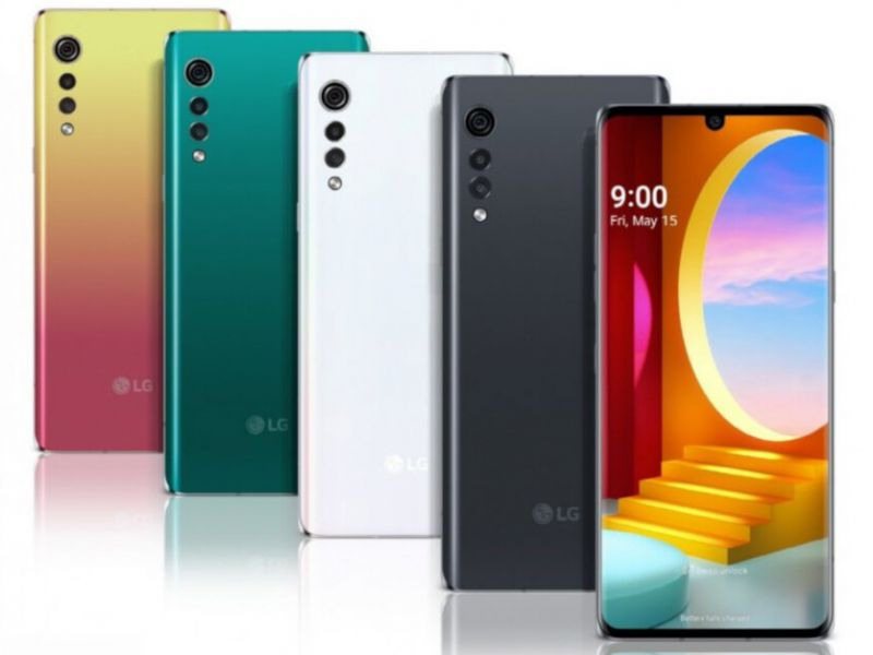 LG Velvet: presentato a sorpresa il nuovo medio gamma con tripla fotocamera