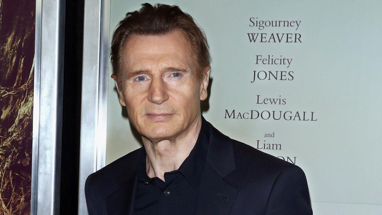 Liam Neeson, 68 anni e non sentirli: 'Ho ancora qualche sparatoria da fare al cinema'