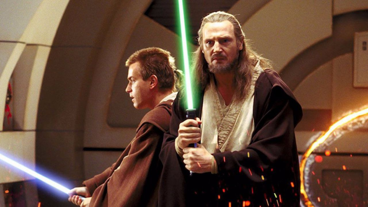 Liam Neeson tornerebbe come Qui-Gonn Jinn in Star Wars: Obi-Wan Kenobi