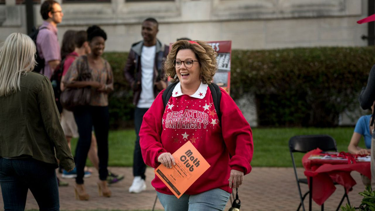 Life of the Party: Melissa McCarthy e Warner Bros accusate di plagio