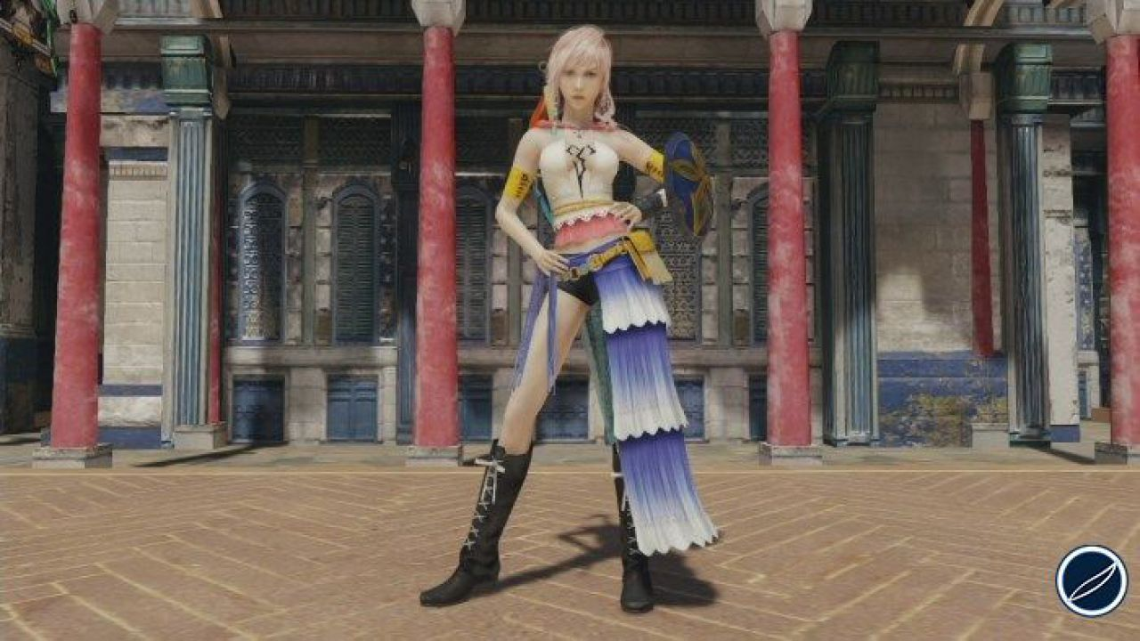 Lightning Returns: Final Fantasy 13 - 35 minuti di video gameplay