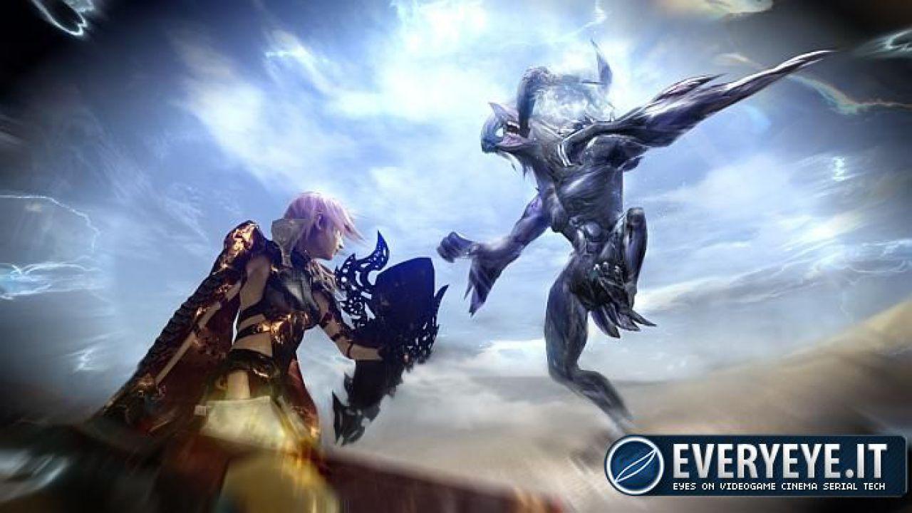 Lightning Returns: Final Fantasy XIII: confermato il ritorno di Snow