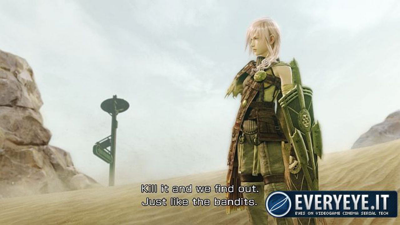 Lightning Returns: Final Fantasy XIII: nuove immagini