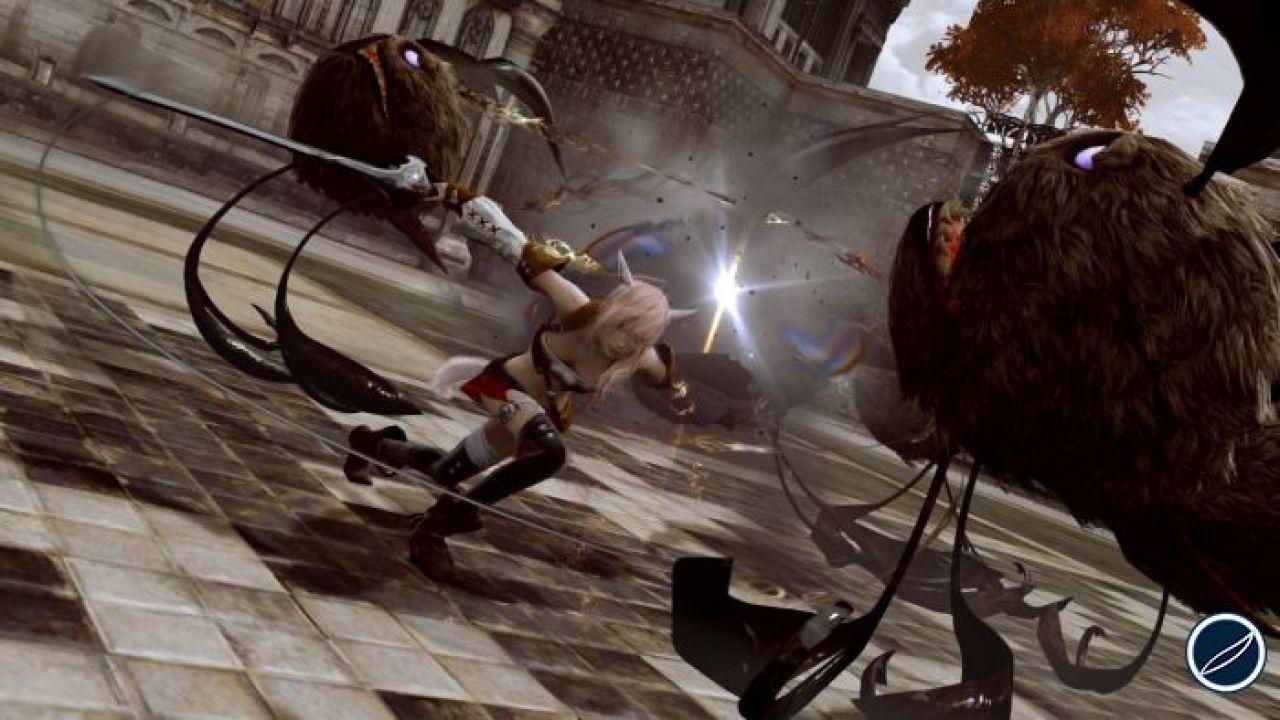 Lightning Returns: Final Fantasy XIII: il nuovo look della protagonista