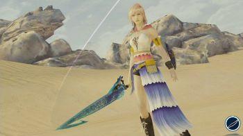 Lightning Returns: Final Fantasy XIII: video esteso del TGS