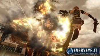 Lightning Returns: Final Fantasy XIII - video gameplay della missione Chocobo