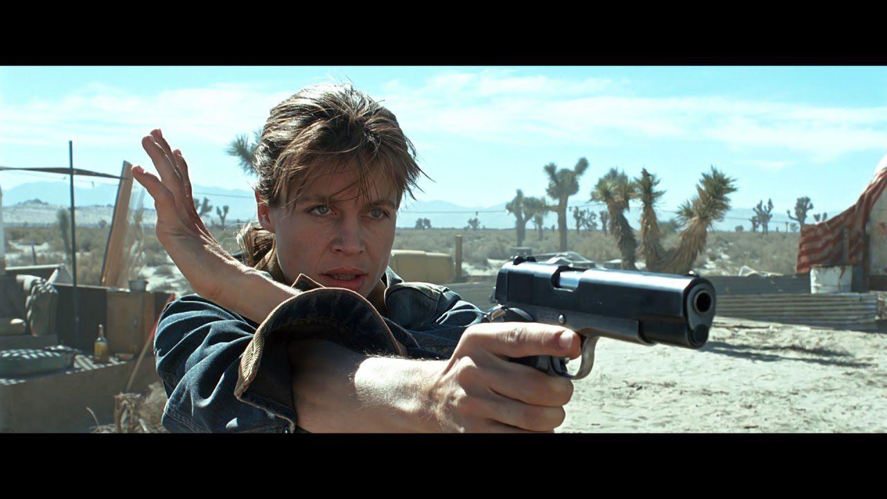 Linda Hamilton è pronta per ritornare Sarah Connor in Terminator 6