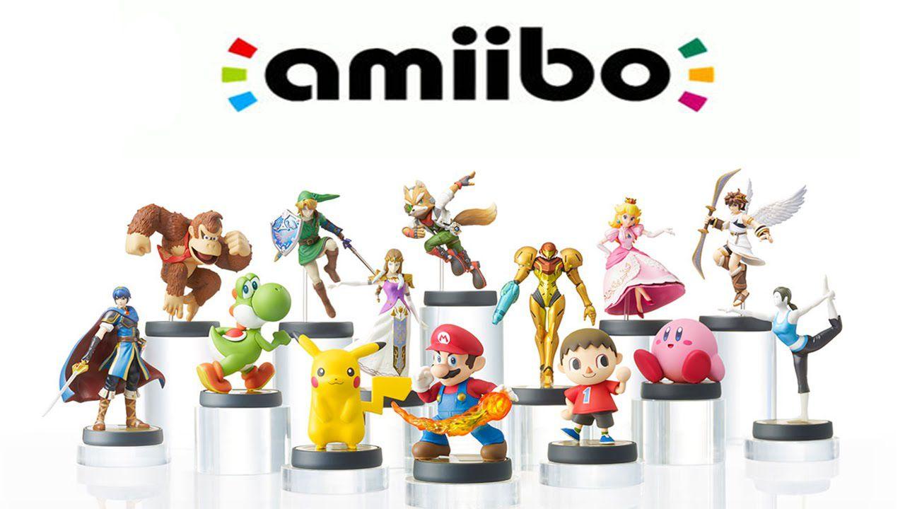 Link, Mario e Kirby sono i tre Amiibo più venduti in Giappone nel mese di lancio