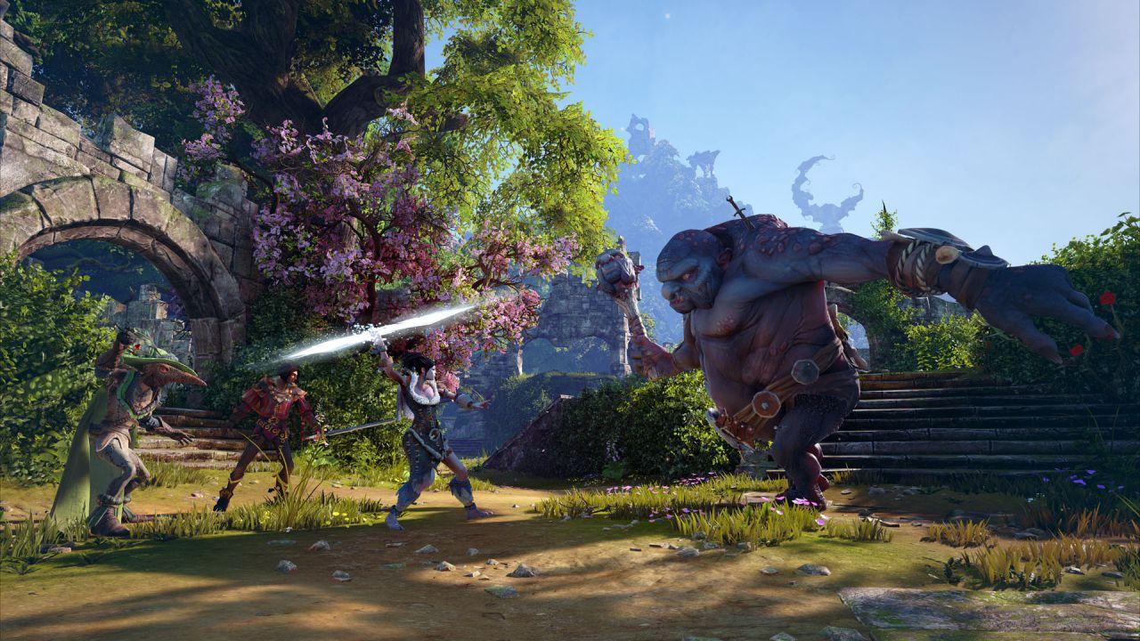 Lionhead pensa a una fase open beta per Fable Legends