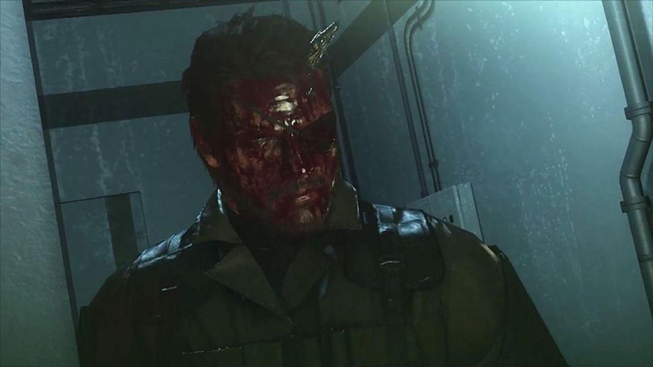 Litri di sangue e tanta azione nel nuovo trailer di Metal Gear Solid 5 The Phantom Pain
