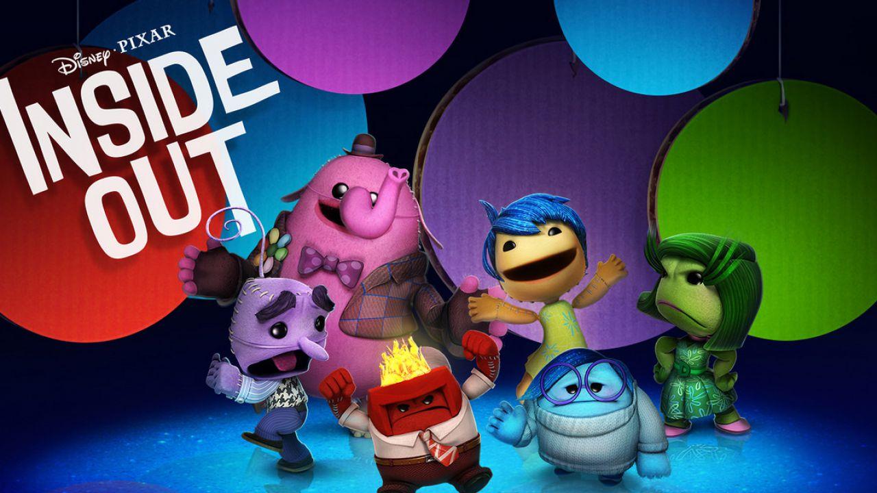 Little Big Planet 3: arrivano i costumi di Inside Out