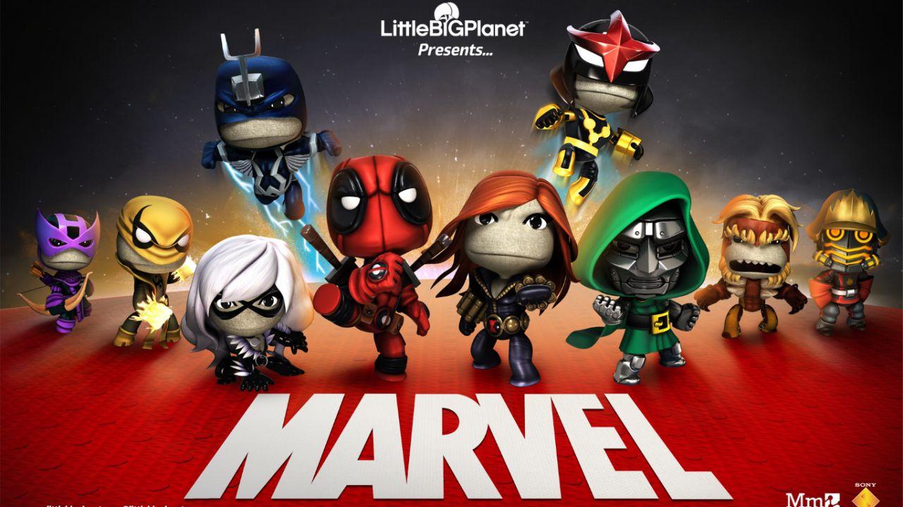 Little Big Planet: tutti i costumi Marvel verranno rimossi a partire da gennaio