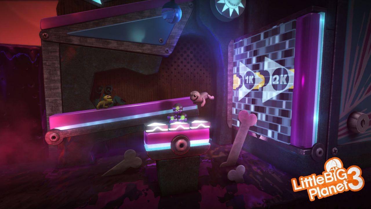 LittleBigPlanet 3: disponibile il DLC dedicato a Frozen