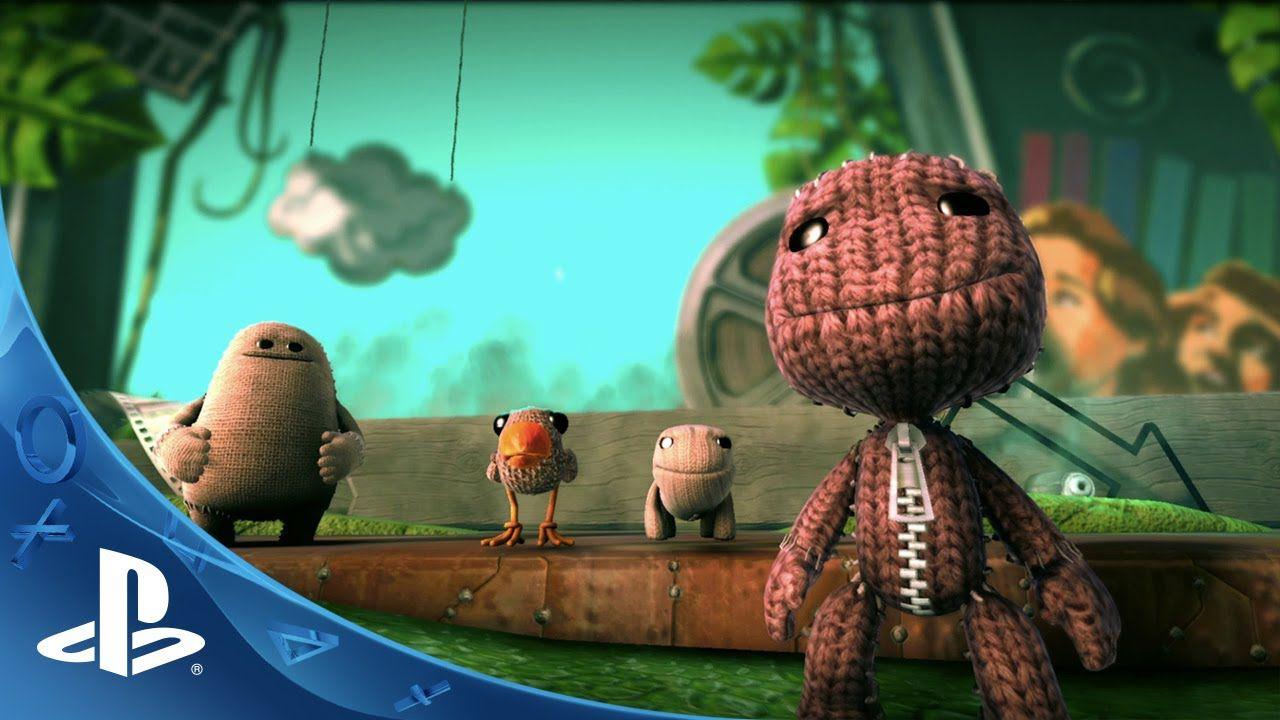 LittleBigPlanet 3 - Gameplay Live - Replica 18/11/2014