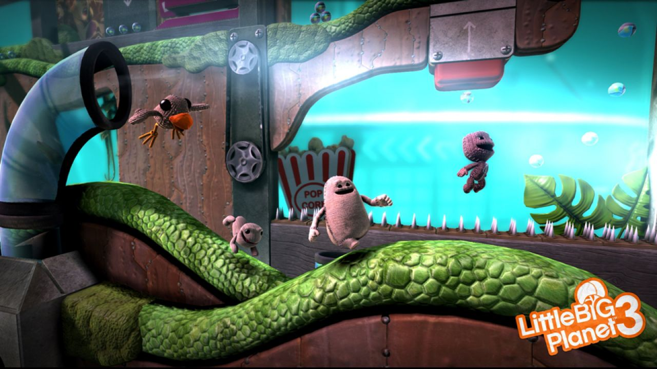 LittleBigPlanet 3: svelata la lista Trofei