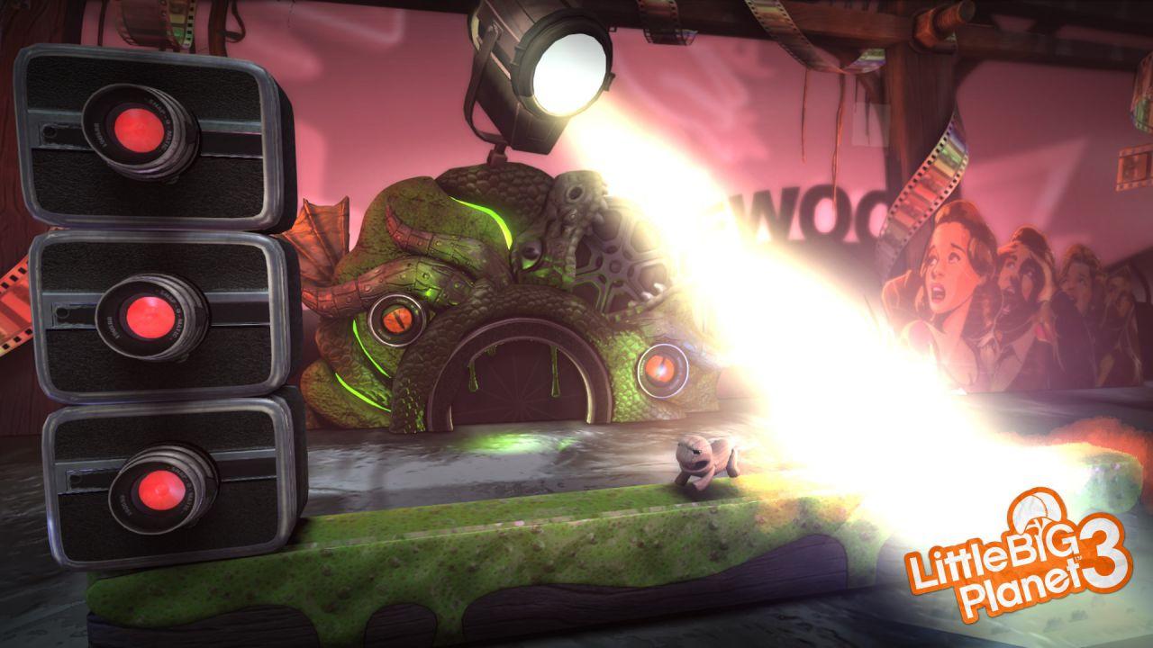 LittleBigPlanet 3: Svelato il DLC dedicato a Frozen