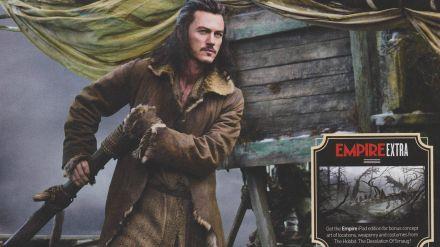 Lo Hobbit: La desolazione di Smaug: concept art dalla pellicola