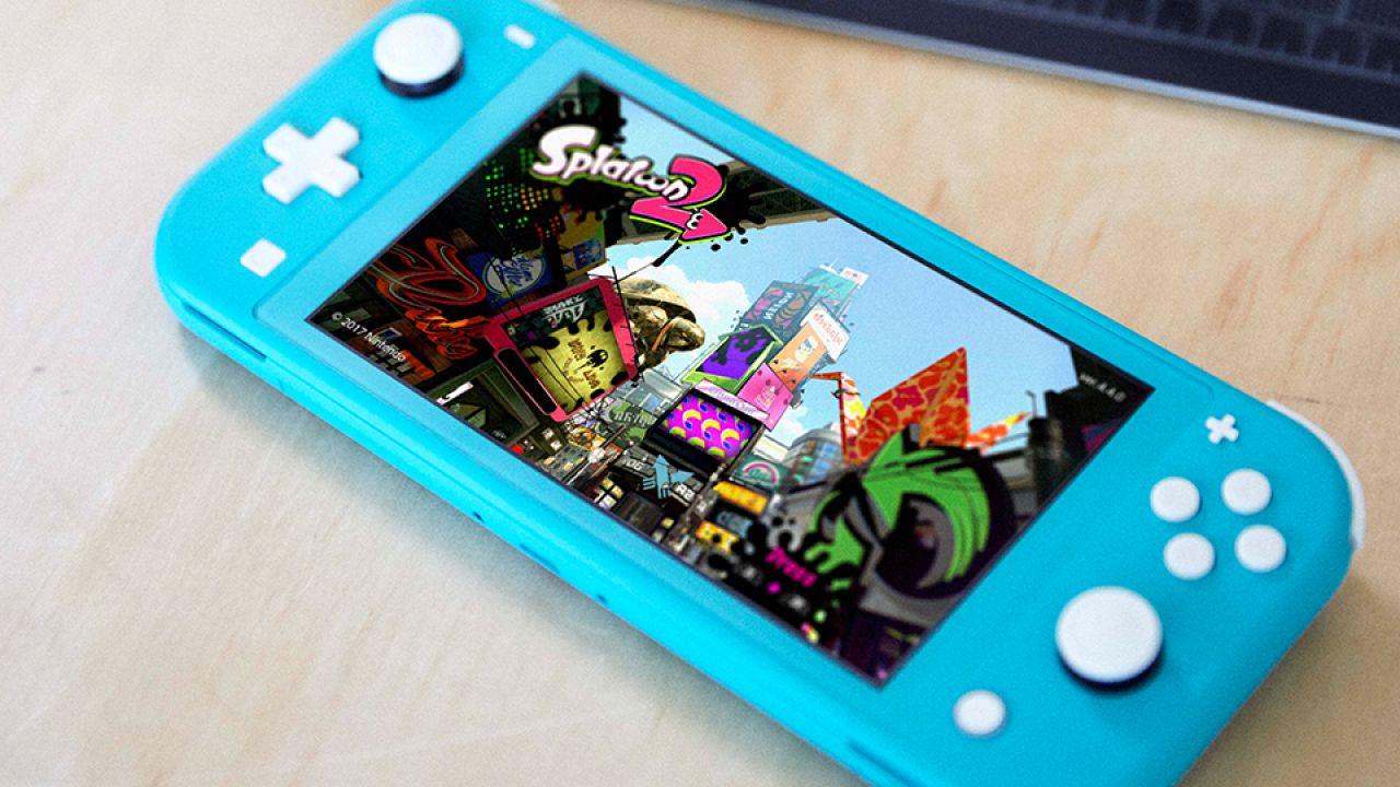 offerte acquisto Nintendo Switch Lite Turchese