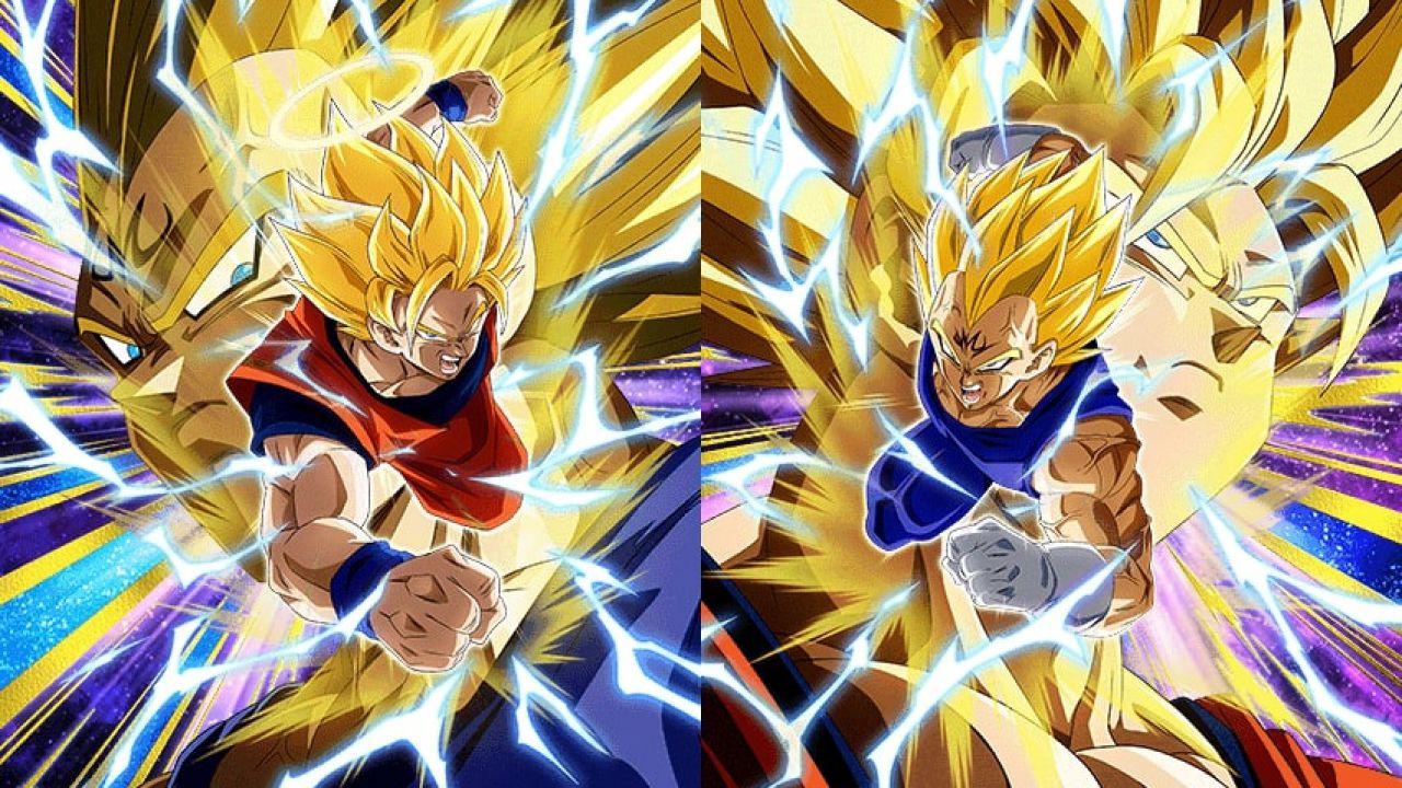 Lo scontro tra Goku e Majin Vegeta diventa una spettacolare statua da collezione