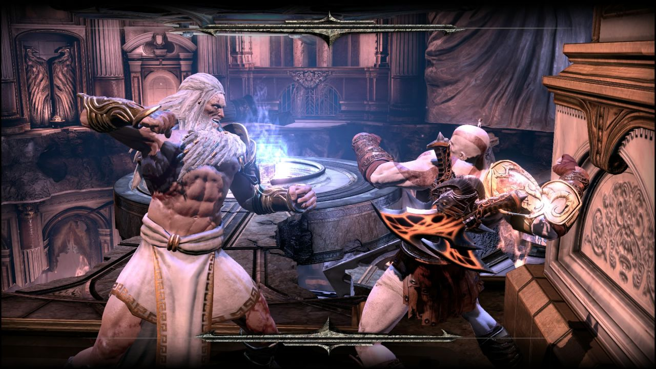 Lo spartano viene messo alla prova in questo video comparativo di God of War 3 Remastered