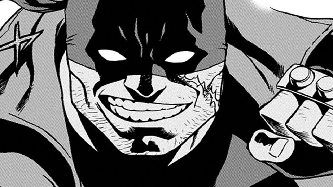 Lo spin-off di My Hero Academia ha rivelato il suo personale Batman