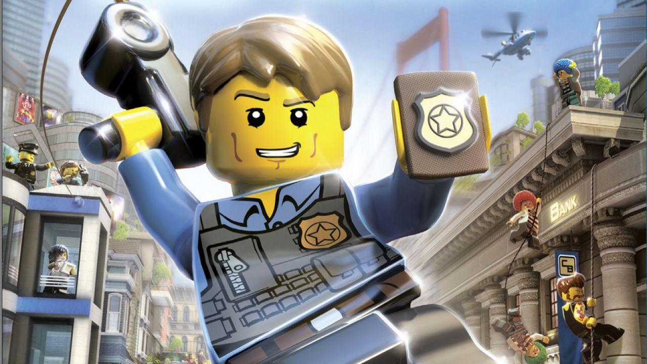 Lo spot USA di LEGO City Undercover