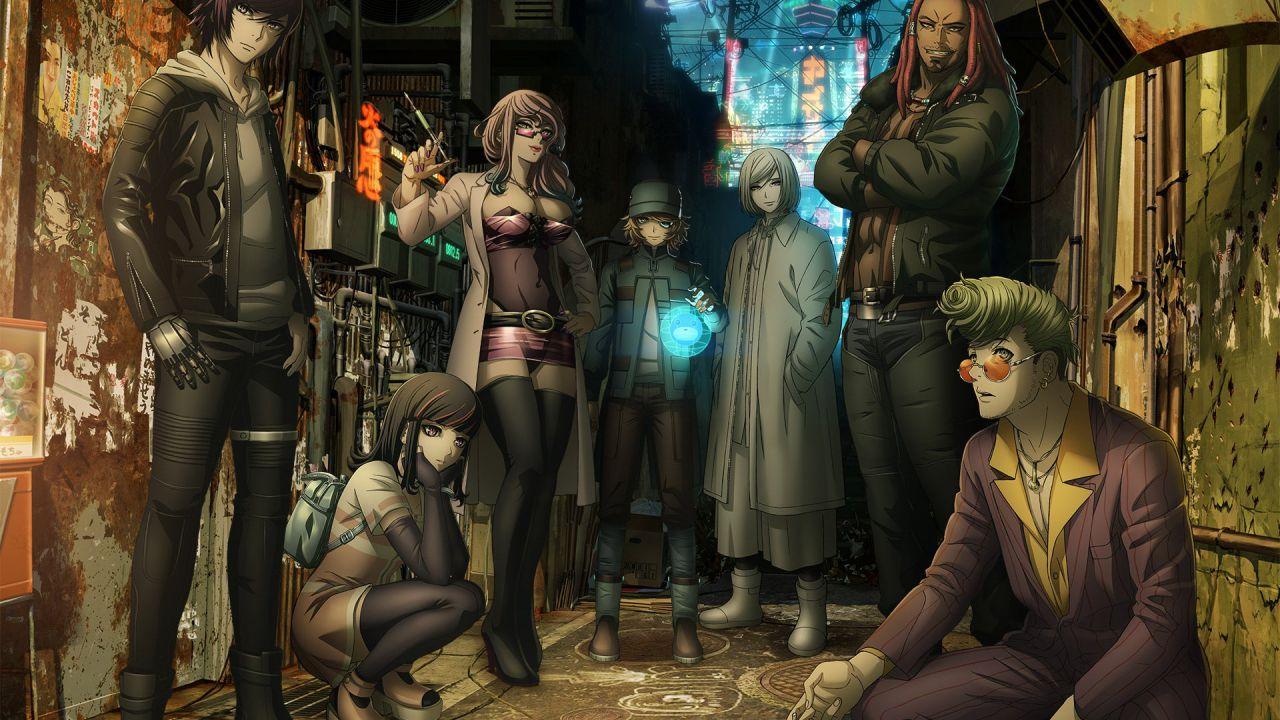 Lo staff di Danganronpa si riunisce su Akudama Drive, nuovo anime di Studio Pierrot