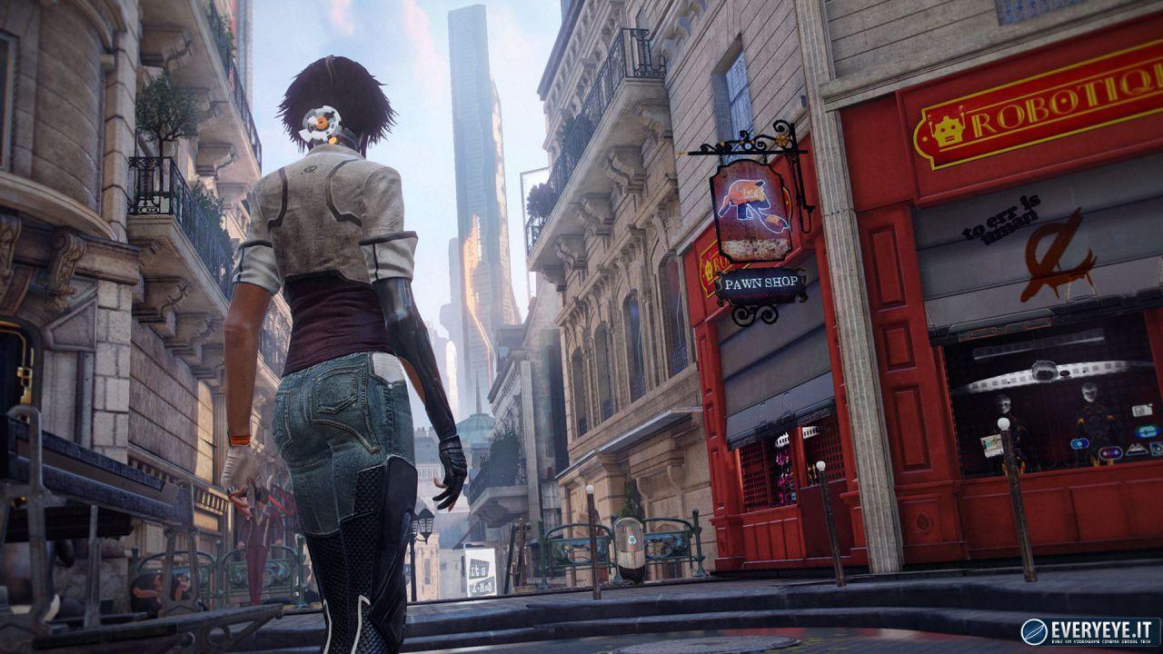Lo studio Dontnod annuncia Adrift, action adventure sci-fi