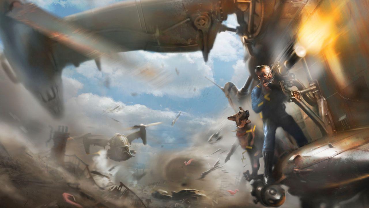 Lo sviluppo di Fallout 4 è quasi terminato