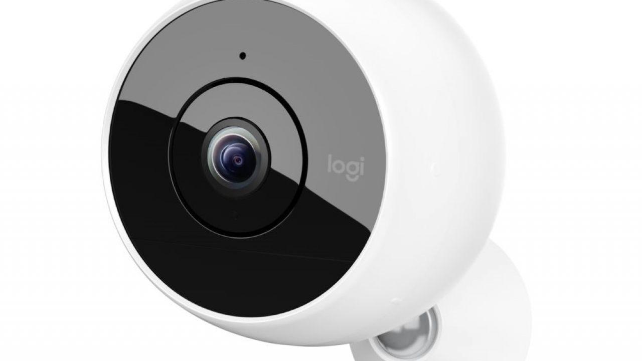 Logitech presenta la nuova telecamera di sicurezza Circle 2