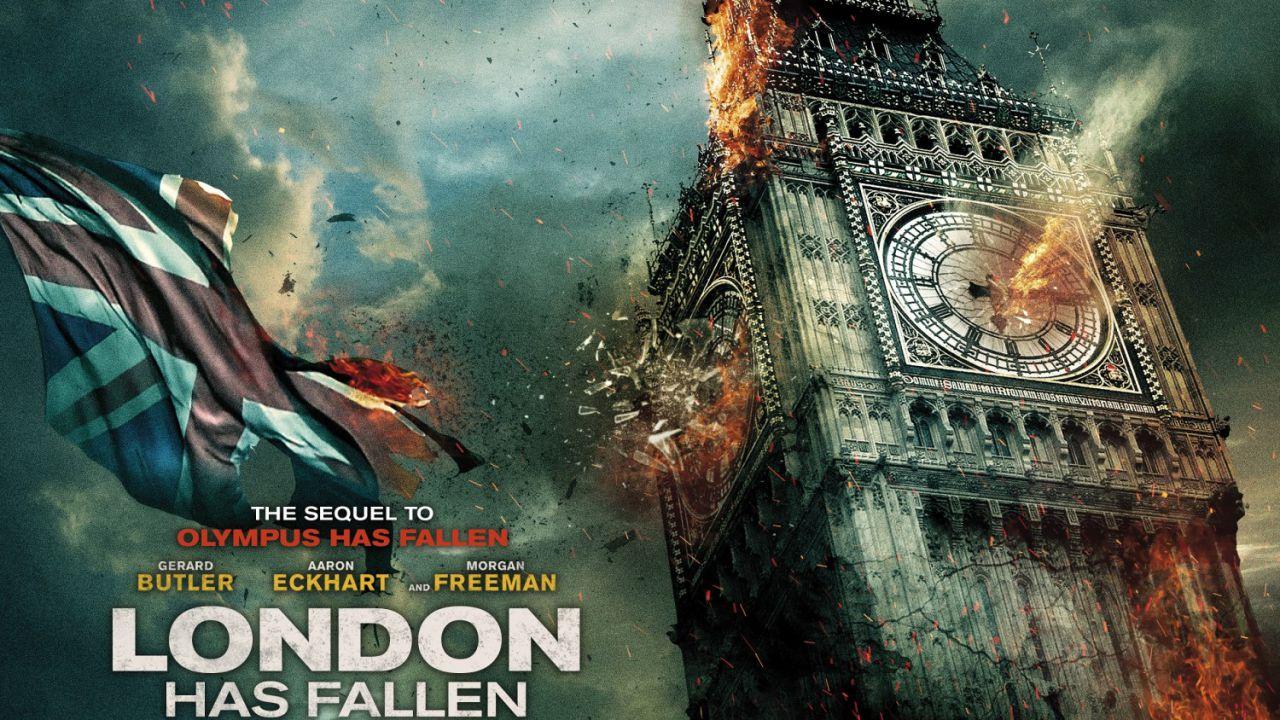 London Has Fallen è stato posticipato nuovamente