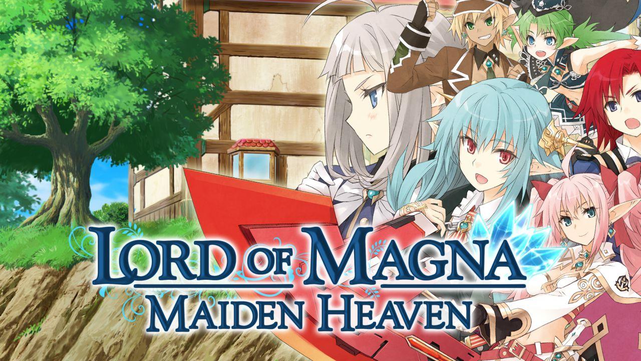 Lord of Magna: Maiden Heaven arriva in Europa a giugno