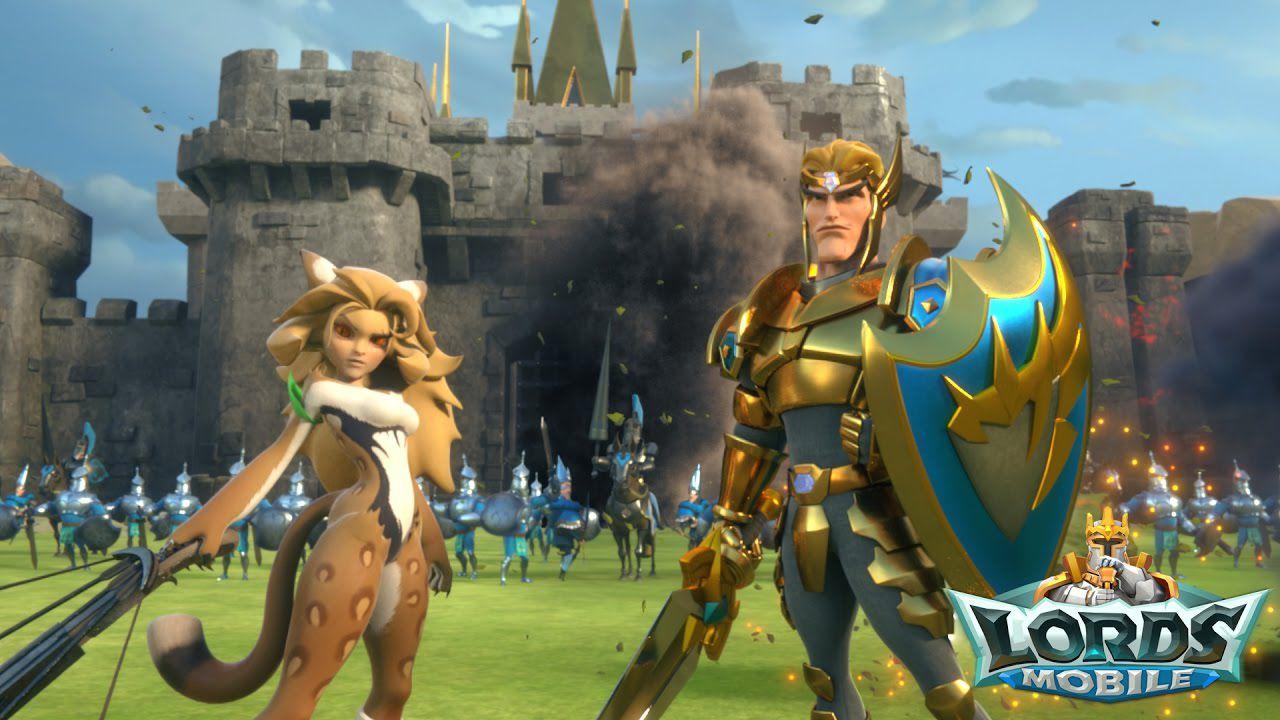 Lords Mobile è disponibile gratuitamente anche su Steam