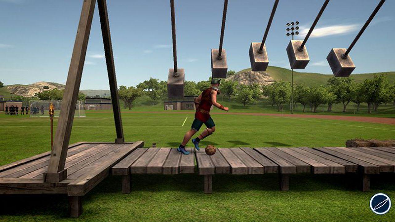 Lords of Football: Pallone dorato in onore di Beckham e 33% di sconto su Steam