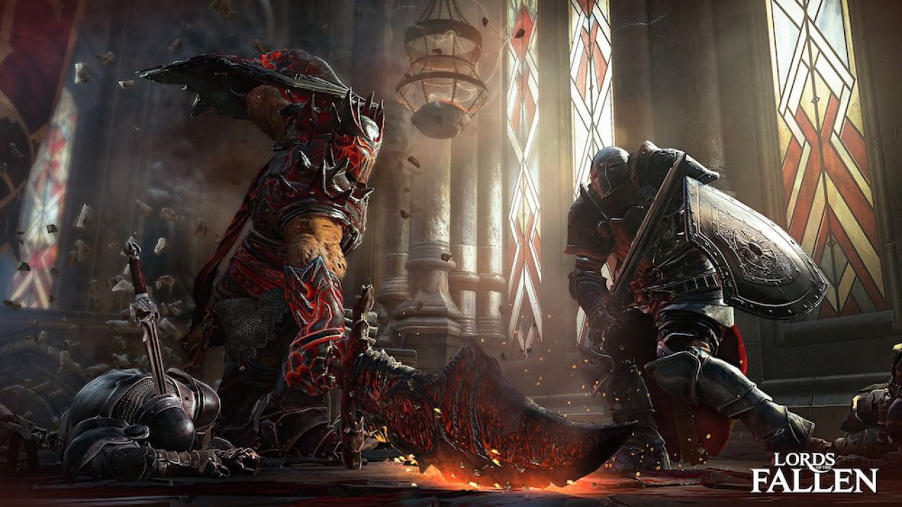 Lords of the Fallen: live Gameplay su Twitch - Replica 28/10/2014
